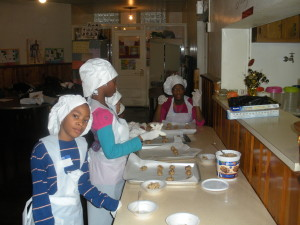 Christian Life Skills Cooking Class